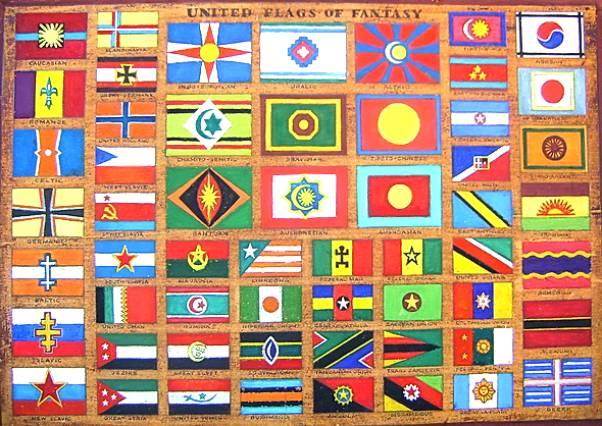 мировые флаги